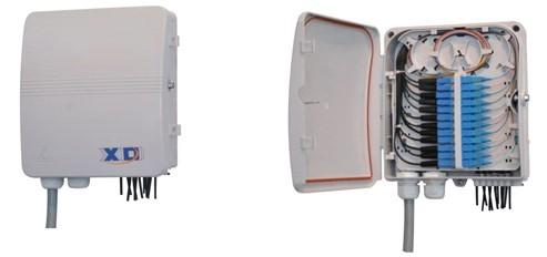 【供应48芯光纤接线盒】浙江宁波供应48芯光纤接线盒